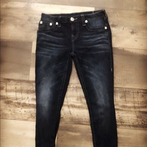 💥TRUE RELIGION SUPER SKINNY JEANS💥